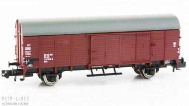 DR gesloten wagon Type Gbk