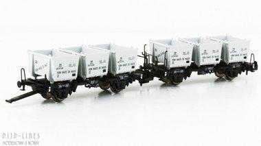 DB set van twee wagens met