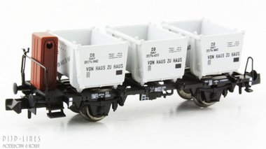 DB wagon met