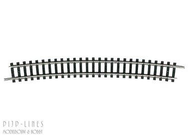 MINITRIX Gebogen rail R6