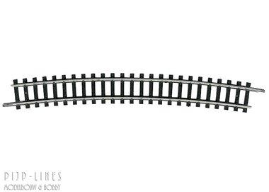 MINITRIX Gebogen rail R5