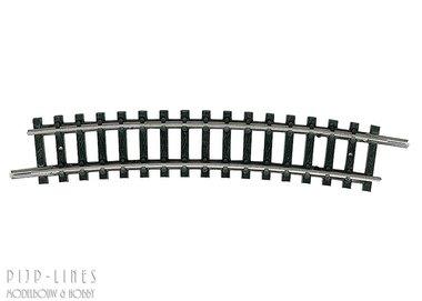 MINITRIX Gebogen rail R3