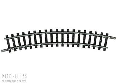 MINITRIX Gebogen rail R2 - 24°