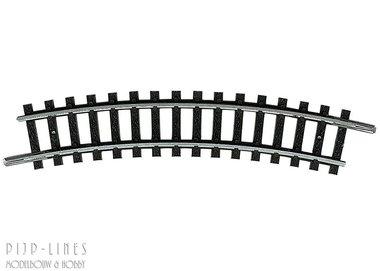 MINITRIX Gebogen rail R1 - 24°