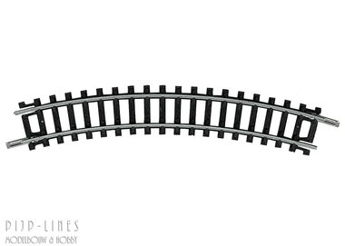 MINITRIX Gebogen rail R1 - 30°