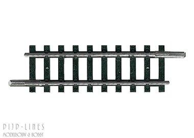 MINITRIX Rechte rails 50mm
