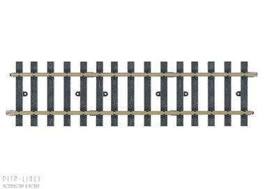 Rechte rail 300mm
