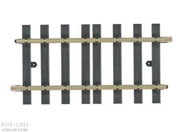 Rechte rail 150mm