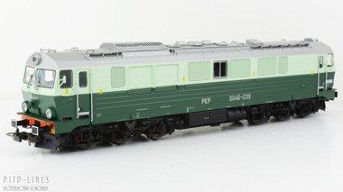 PKP Diesellocomotief SU46