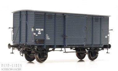 NS Gesloten wagon Type CHD 5m Nr.8681