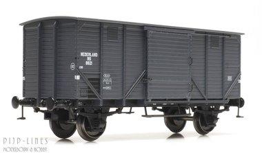 NS Gesloten wagon Type CHD 5m Nr.8621