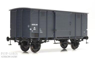 NS Gesloten wagon Type CHD 5m Nr.8141
