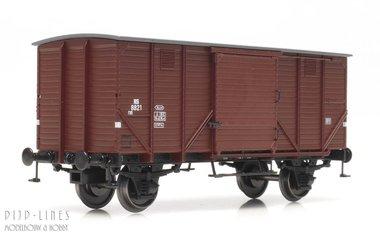 NS Gesloten wagon Type CHD 5m Nr.8821