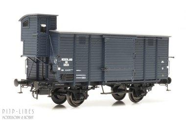 NS Gesloten wagon Type CHD 4m