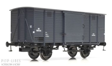 NS Gesloten wagon Type CHD 4m Nr.150444 Depot Maastricht