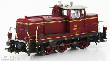 DB Diesel rangeerlocomotief V 60 942