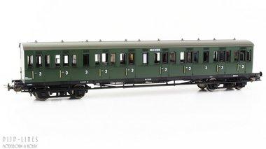 NS Coupé rijtuig 3e klas C 6126