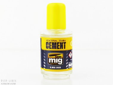 MIG Extra Thin Cement