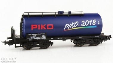 PIKO Ketelwagen jaarwagen 2018