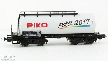 PIKO Ketelwagen jaarwagen 2017