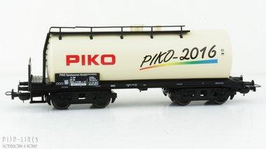 PIKO Ketelwagen jaarwagen 2016