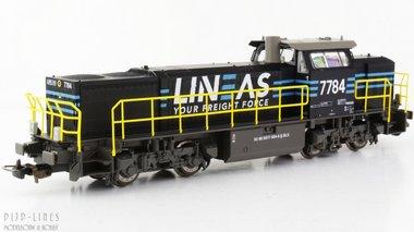 LINEAS diesellocomotief 7784