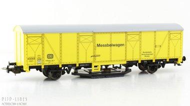 DB railschoonmaakwagen