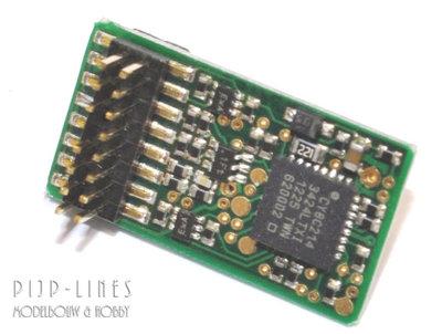 Lokdecoder PluX16