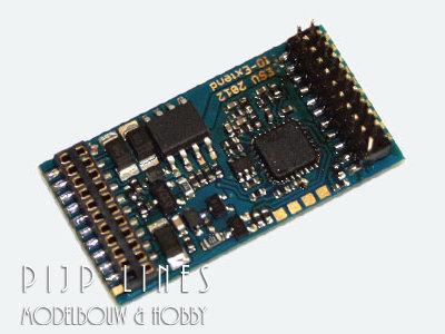 1/0 Uitbreidingsprint voor ESU V4.0 21MTC decoders