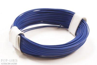 Blauw 5 meter extra dun