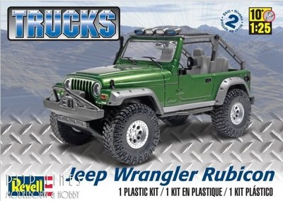 Jeep Wranger Rubicon