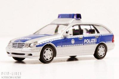 Mercedes C-klasse Bundespolizei