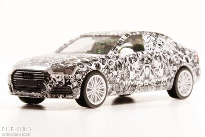"Audi A4 limo 'Tamlook"""