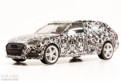 Audi A4 AQvant 'Tamlook