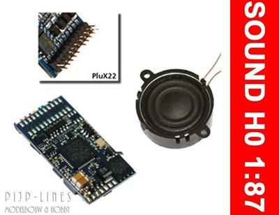Loksound V4.0 - PluX 22 (zonder geluid)