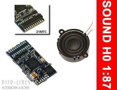 Loksound V4.0 M4®. 21-MTC (zonder geluid)