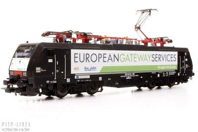 "Rurtalbahn BR 189 103-5 ""European Gateway Service"""