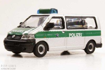 VW T5 Politie