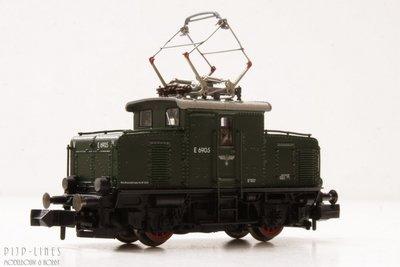 DRB Elektrische locomotief E 69. DCC digitaal