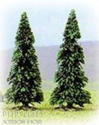 Twee Dennenbomen