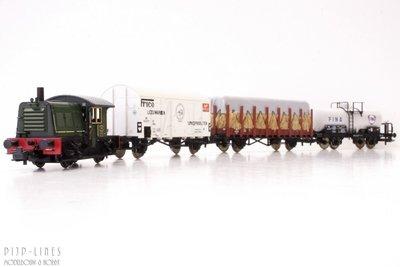 NS goederen set NS Sik met drie goederen wagons