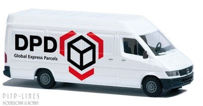 Mercedes Sprinter DPD