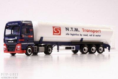 MAN TGX XXL. N.T.M. Transport Hardenberg NL
