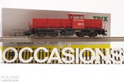 NS Cargo diesel locomotief 6513