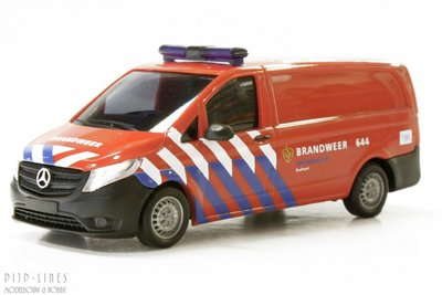 MB Vito Brandweer NL Zuid-Holland-Zuid DuPont