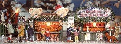 Kerstmarkt 2 Verkoopstalletjes