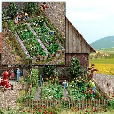 Boerderijtuin