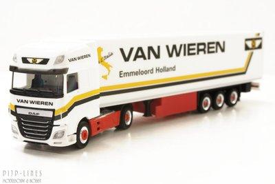 "DAF XF Euro 6 SSC. ""van Wieren"" (NL)"