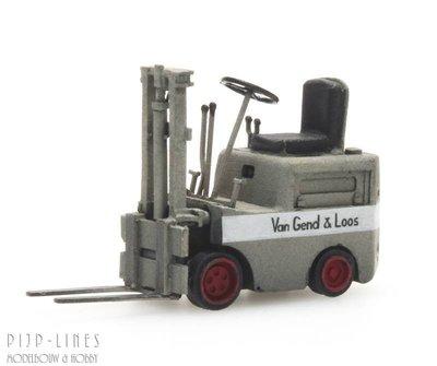 Heftruck Van Gend & Loos H0