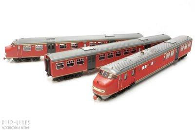 Plan U Nr. 114 rood, Museumuitvoering, DCC Loksound V4.0